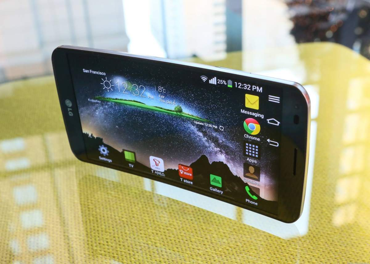 LG G Flex review: Ahead of the curve