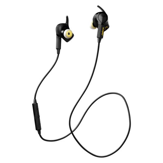 Jabra Sport Pulse Wireless earbuds with in-ear heart rate monitor