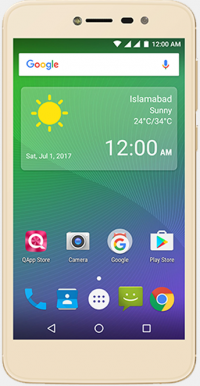 Q Mobile Dual One ( 8GB + 1GB)