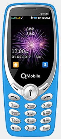 Q Mobile Q 3310