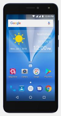 Q Mobile Blue 5