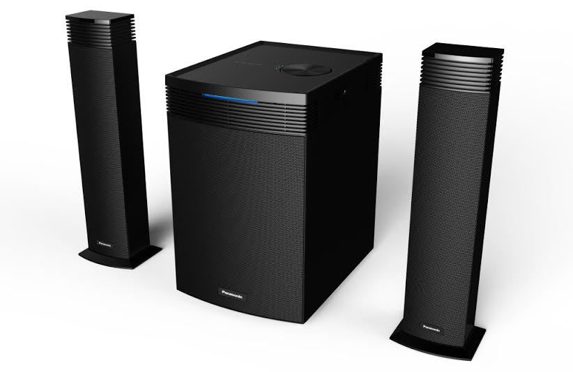 Panasonic SC - HT31 2.1 Channel Speaker System with Bluetooth