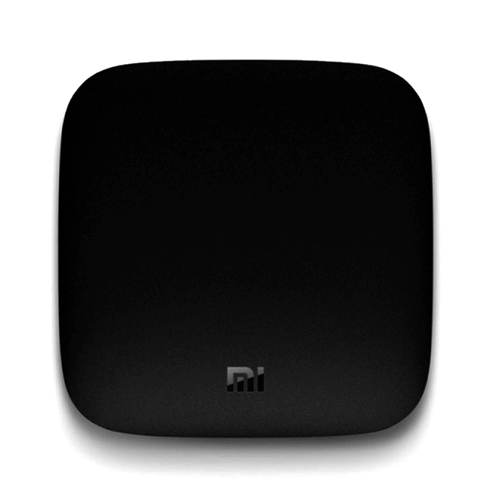 Mi Box 4K Android TVTM set-top box HDR video support Bluetooth voice remote included