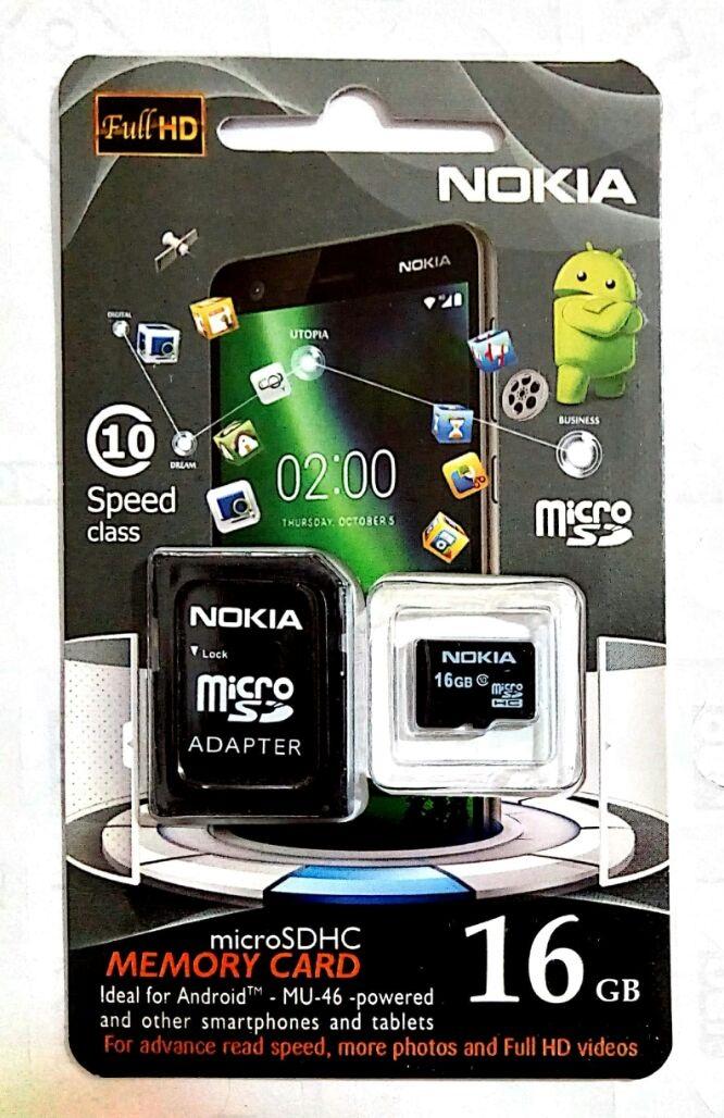Nokia Memory Card (16GB) Class 10