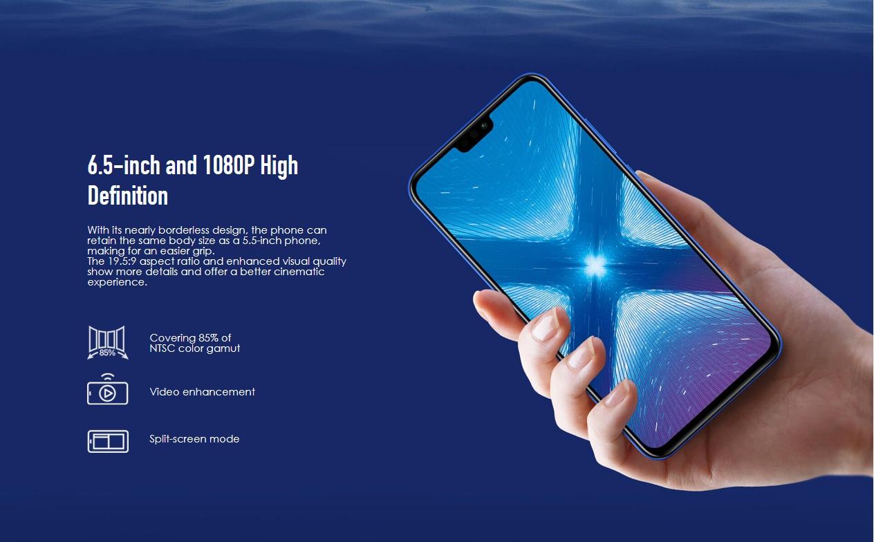 honor-8x 4 - PakMobiZone - Buy Mobile Phones, Tablets, Accessories