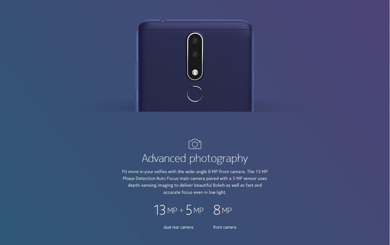 Nokia 3.1 Plus: disponibile in Italia con 3/32GB al prezzo ...