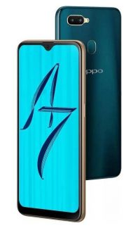Oppo A7 (64GB + 4GB) Display 6.2