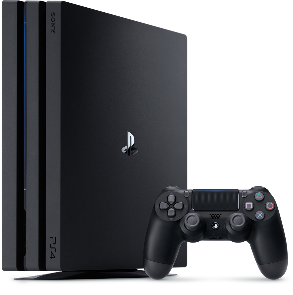 PS4 PlayStation 4 Pro (1-TB)