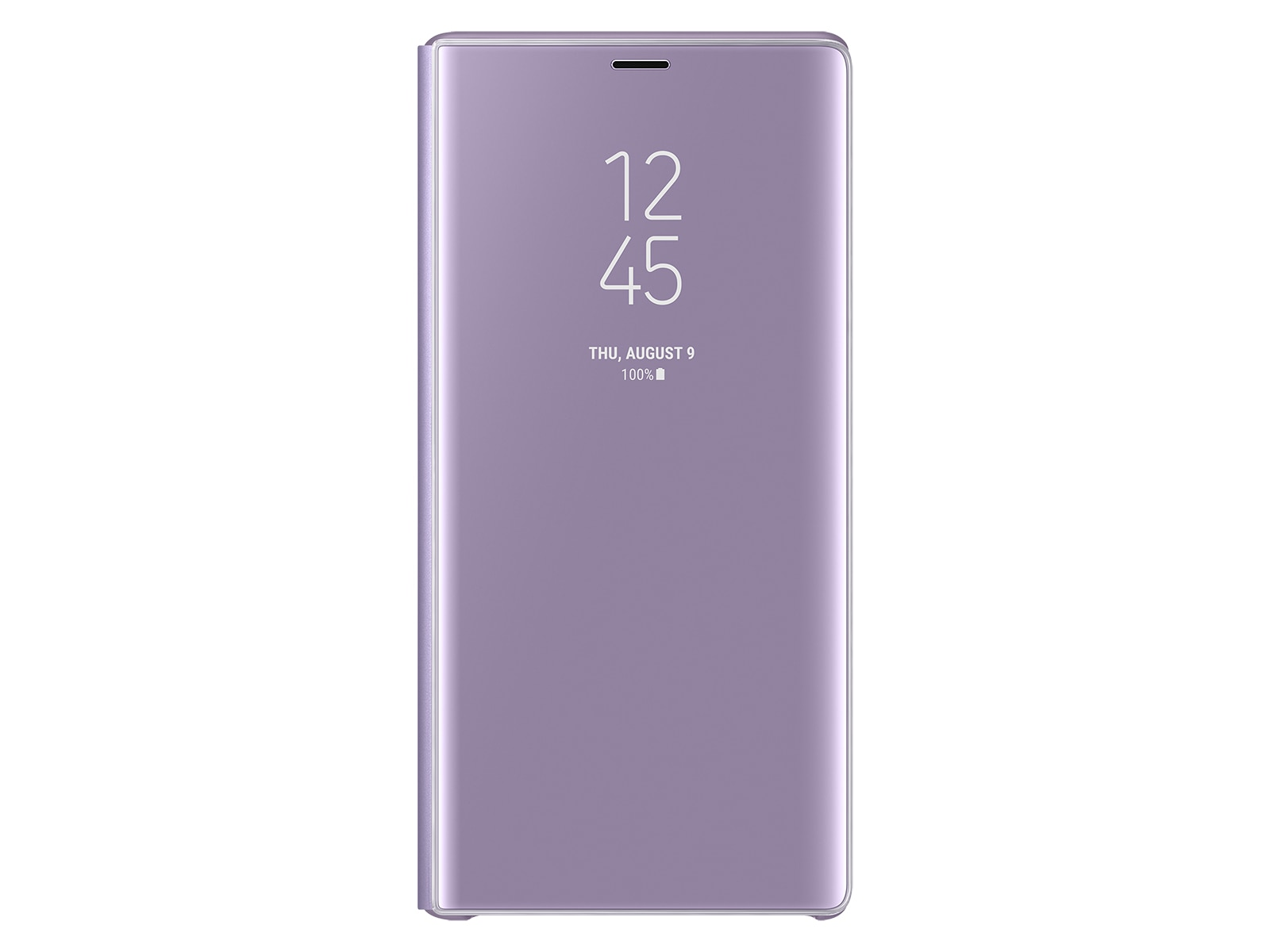Samsung Galaxy Note9 View Flip Cover, Lavender Purple