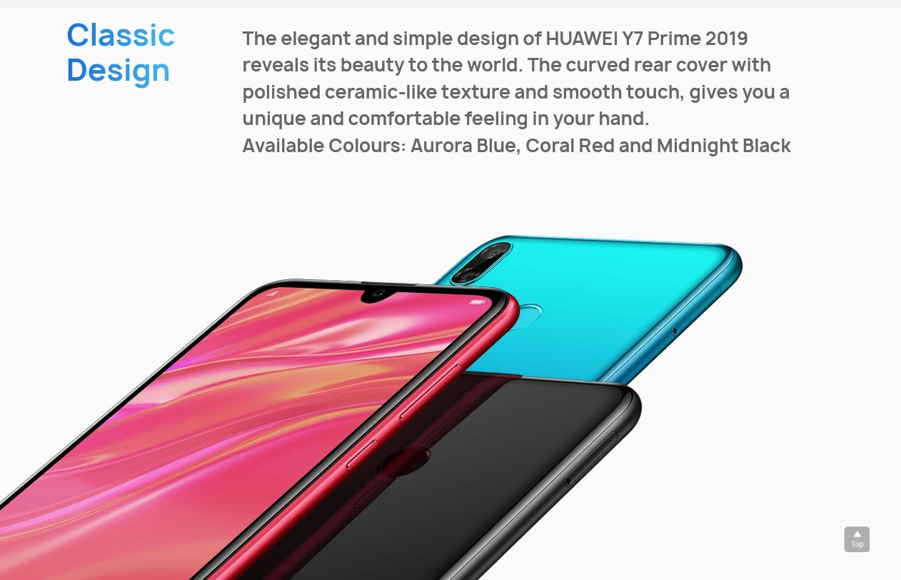 Huawei Y7 Prime 2019 Spec, Review, and Price  | Kara Nigeria