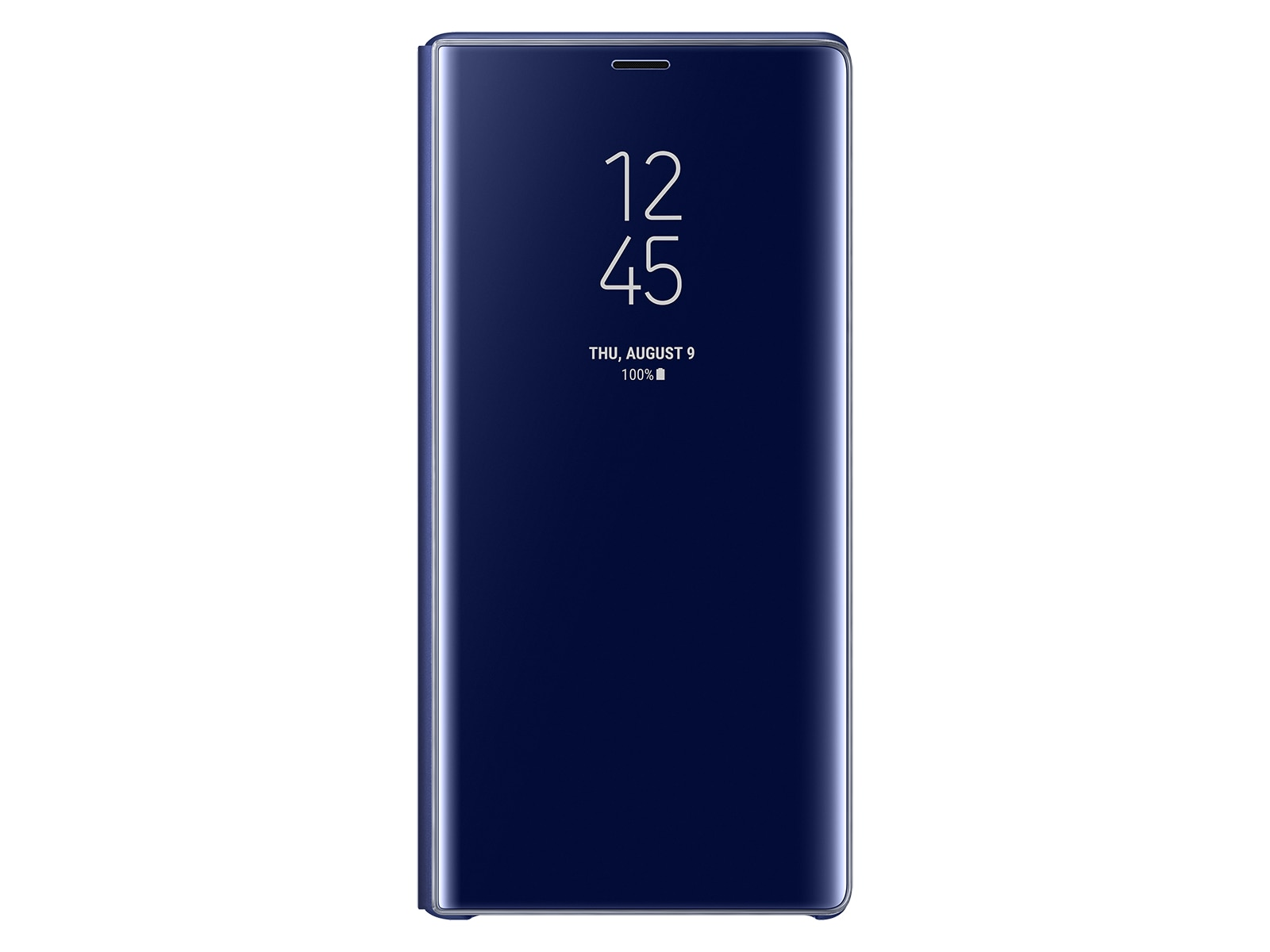 Cover Note9 Samsung View Galaxy Blue Ocean Flip