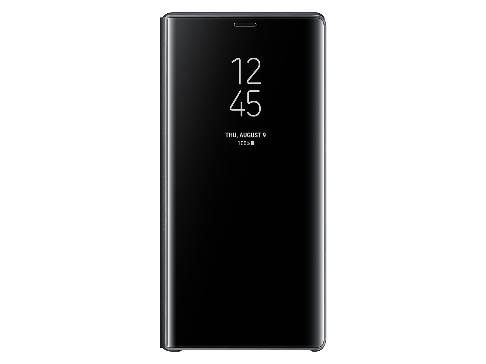 Samsung Galaxy Note9 View Flip Cover, Black