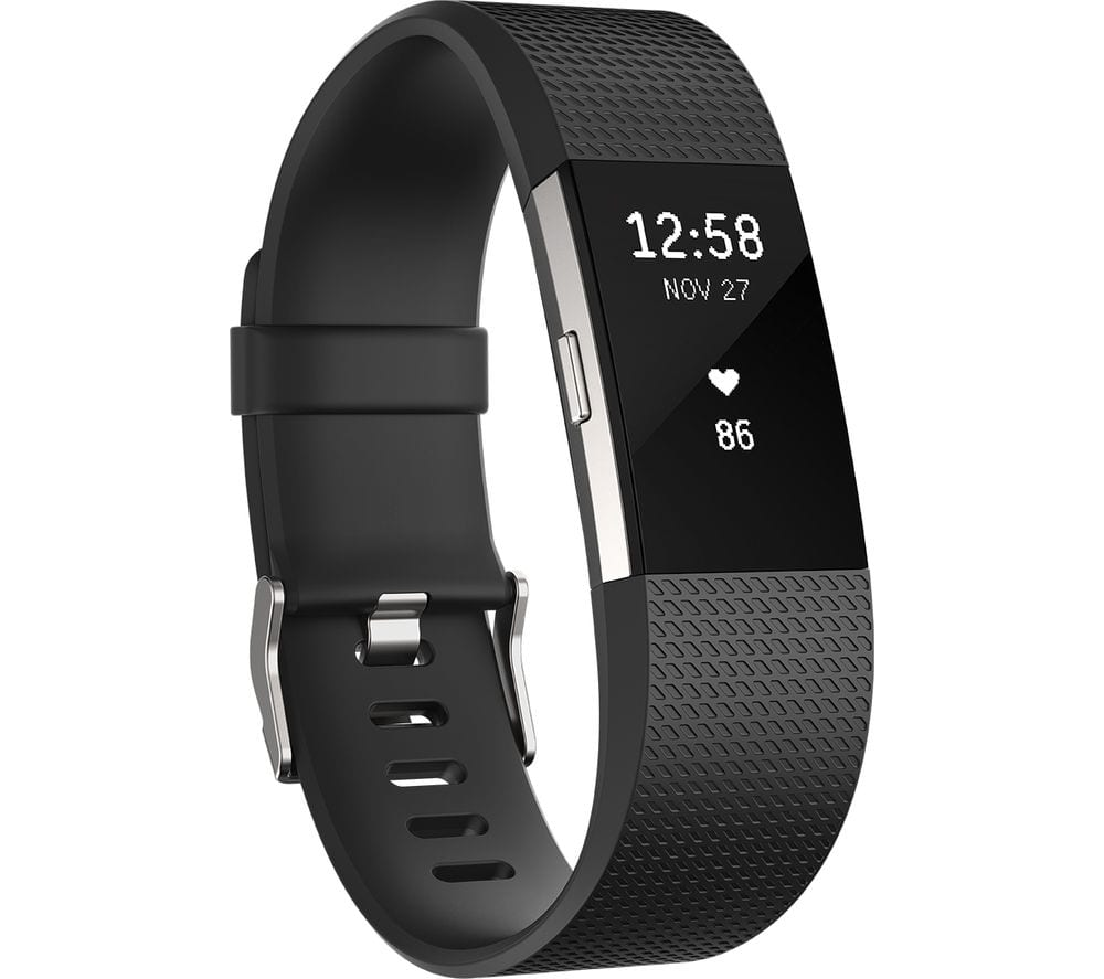 Fitbit Charge 2  Heart Rate + Activity Tracker,