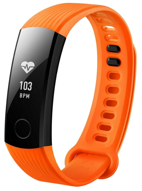 HONOR  Band 3 50 Meters Waterproof Smart Bracelet Heart Rate Monitor