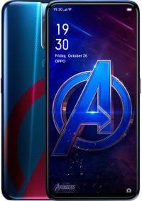 Oppo F11 Pro (128GB + 6GB) OPPO Marvel's Avengers Limited Edition.