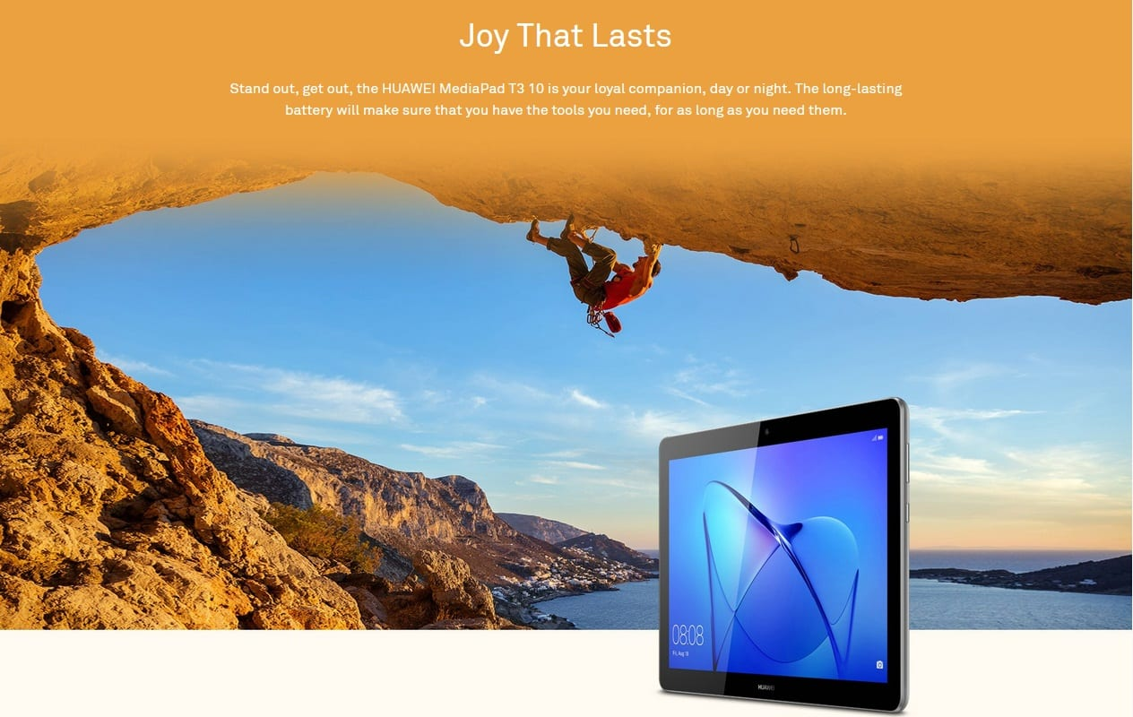 Huawei MediaPad T3 10 (2GB)