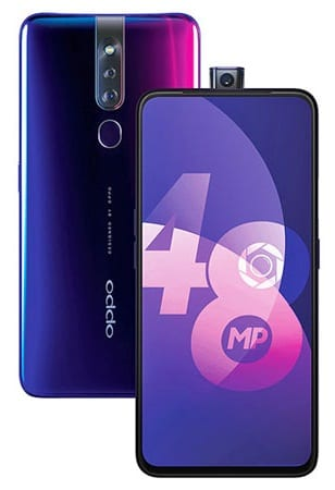 Amazon.com: OPPO F11 (6GB RAM, 128GB Storage): Electronics