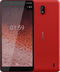 Nokia 1 Plus (Red 8GB + 1GB)