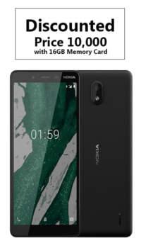 Nokia 1 Plus (Black 8GB + 1GB)