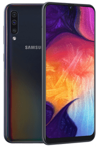 Samsung Galaxy A50 (128GB + 4GB) 2019