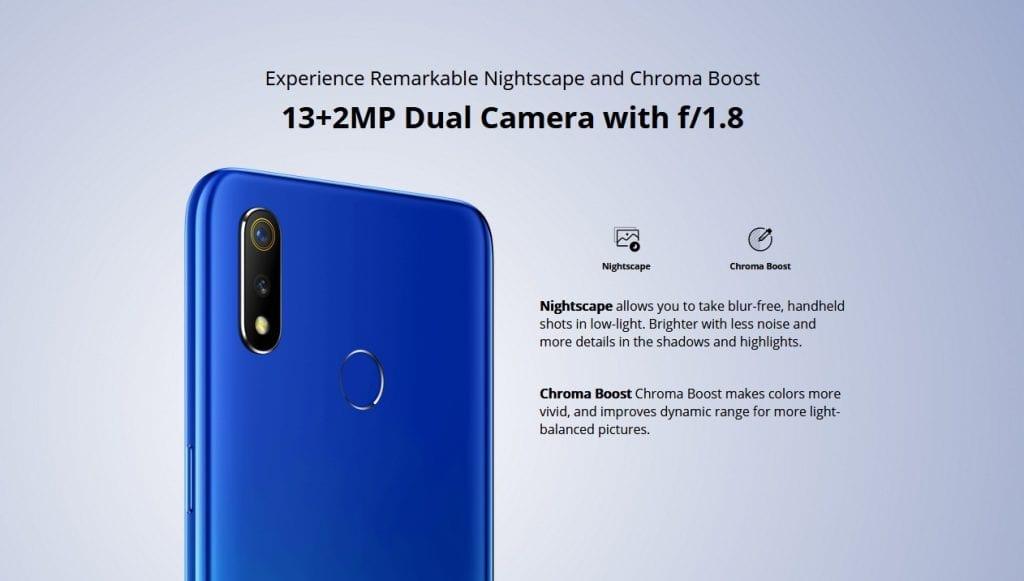 Realme 3 (64GB + 4GB) - PakMobiZone - Buy Mobile Phones