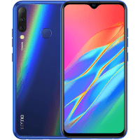 Tecno CAMON i4  (32GB + 3GB) Triple Camera with Super Wide Angle