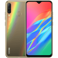 Tecno CAMON i4  (64GB + 4GB) Triple Camera with Super Wide Angle