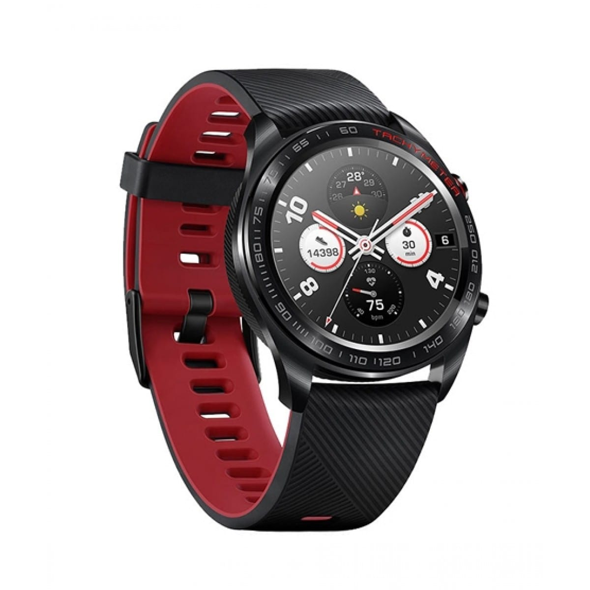 Honor Magic Smart Watch  NFC GPS 5 ATM Water Proof Heart Rate Tracker Sleep Tracker Message Reminder