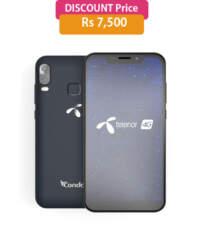 Telenor Infinity E5  (16GB +2GB)