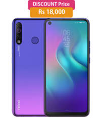 Tecno CAMON 12 Air (64GB +4GB)