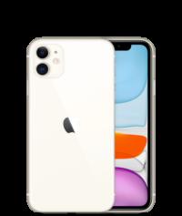 Apple iPhone 11 (White 128GB + 4GB)