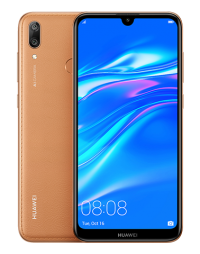Huawei Y7 Prime (2019)  (64GB + 3GB) New Amber Brown