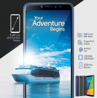 Q Mobile Qsmart i10 2019 3G (16GB + 1GB)