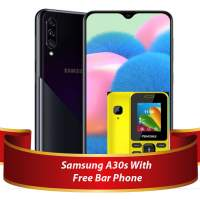 Samsung Galaxy A30s  (128GB +4GB)