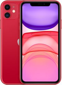 Apple iPhone 11 ( Red 64GB + 4GB)