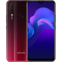 Vivo Y15 (Burgundy Red 64GB + 4GB)