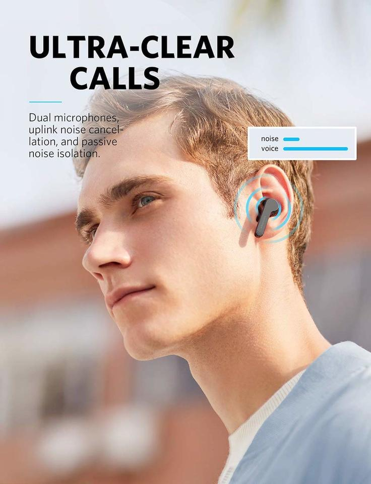 Anker Soundcore Liberty Air True Wireless In-Ear Headphones