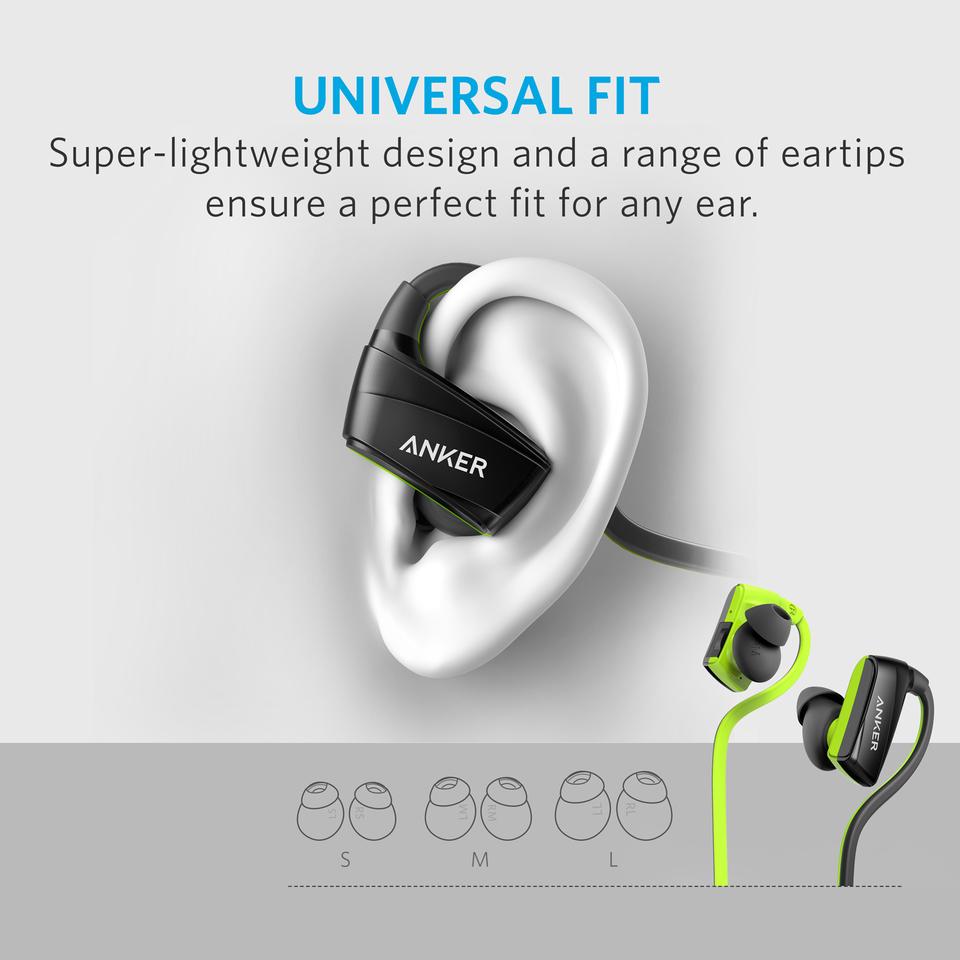 Anker SoundBuds Sport NB10 Bluetooth Headphone