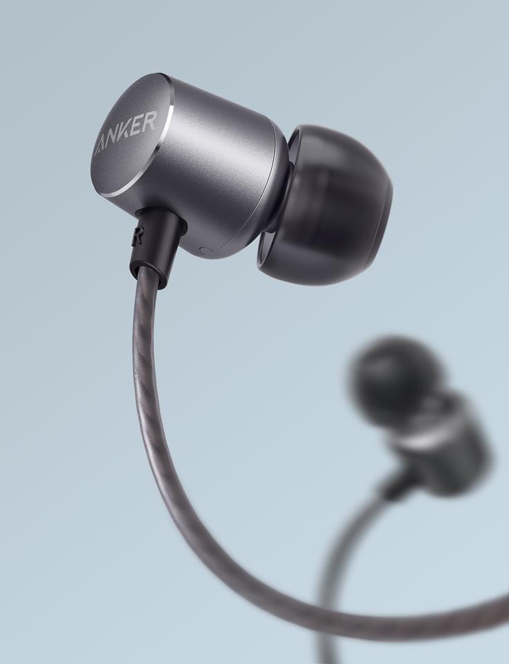 Anker Soundbuds Verve Wired Headphones
