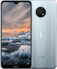 Nokia 7.2 (Charcoal Ice 128GB +6GB)