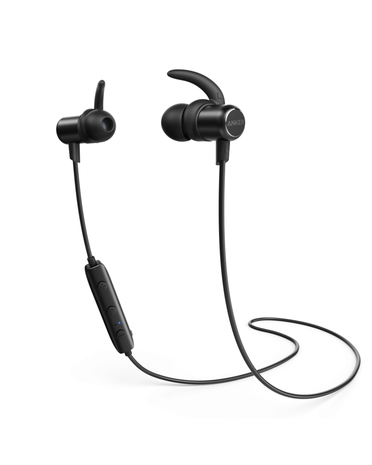 Anker SoundBuds Slim Wireless Workout Headphones