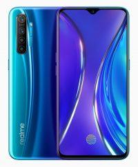 Realme XT (Pearl Blue 128GB + 8GB )