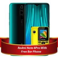 Xiaomi Redmi Note 8 Pro (128GB + 6GB)