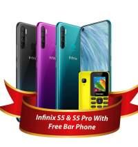 Infinix S5 Pro (128GB + 6GB)