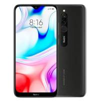 Xiaomi Redmi 8  (Onyx Black 64GB +4GB)
