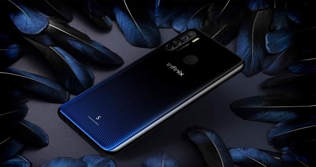Infinix S5 Pro 128gb 6gb Pakmobizone Buy Mobile