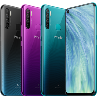 Infinix S5 Pro (128GB + 6GB) COMMING SOON