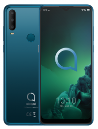 Alcatel 3x  ( Jewelry Green 64GB + 4GB)