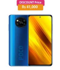 Xiaomi Poco X3 NFC (Cobalt Blue 128GB + 6GB)