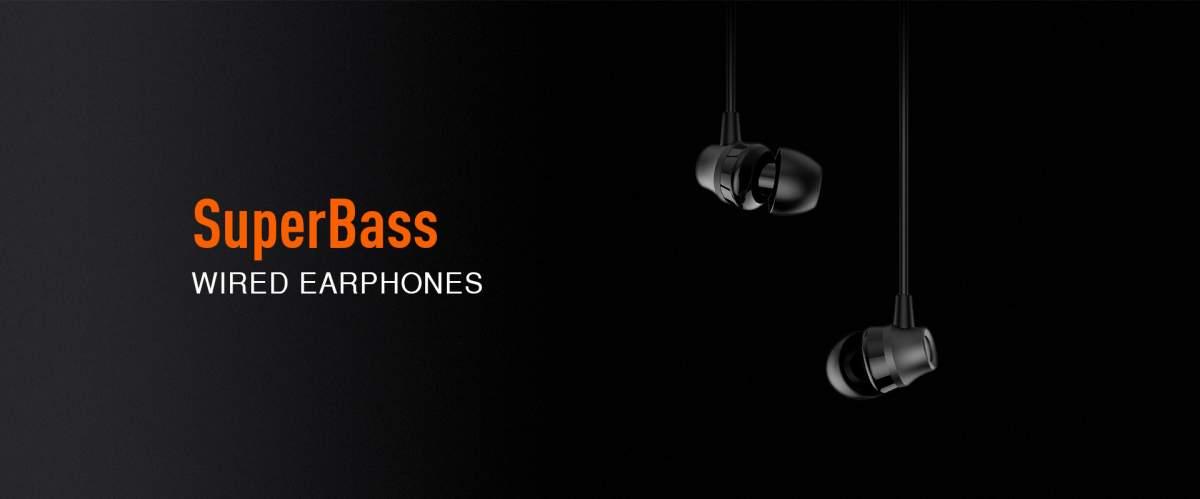 Riversong Super Bass In-Ear Earphones